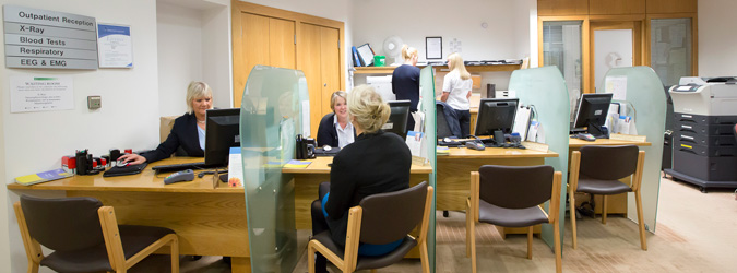 Ultrasound procedures at Blackrock Clinic