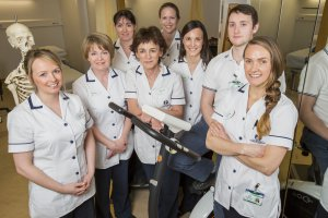 Team of CHartered Physiotherapists image
