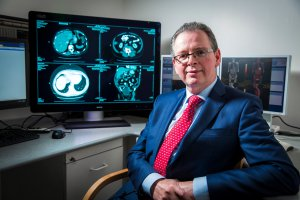 James O'Donoghue, CEO, Blackrock Clinic at monitor